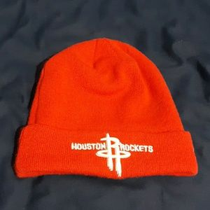 New Era Other - NBA Houston Rockets New Era Winter Hat